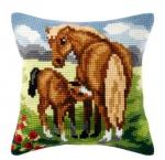 Набор для вышивания - подушка
