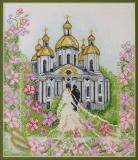 """""""Венчание"""" по рисунку А.Майской"""